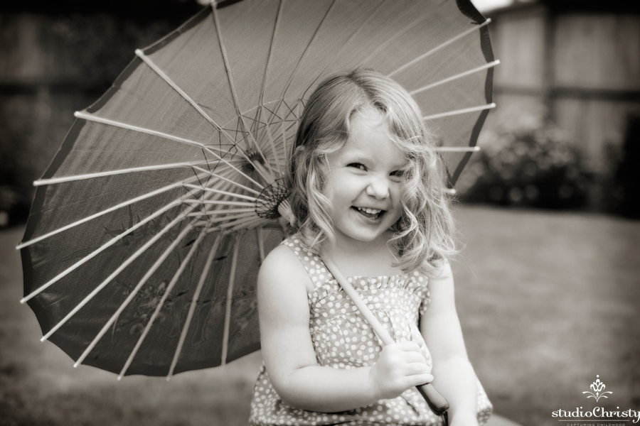 Children's Portrait Photography Portland Oregon
