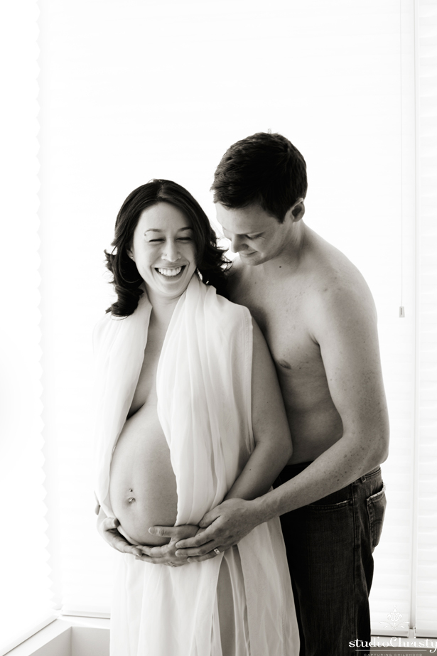 Studio Christy Maternity Photographer Portland OR