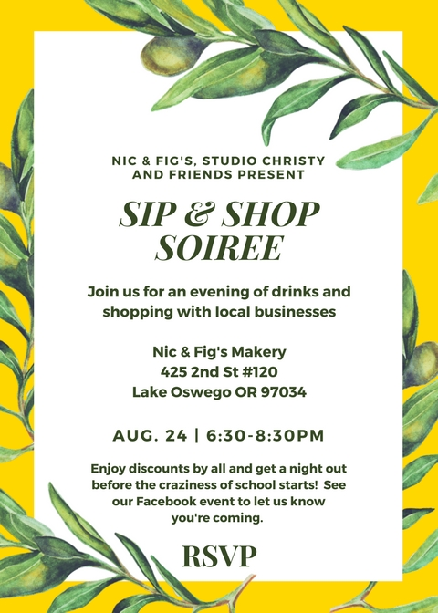 Sip&ShopSoiree-email
